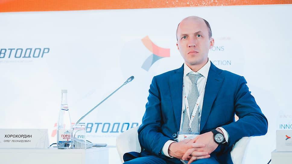 Врио главы Республики Алтай Олег Хорохордин