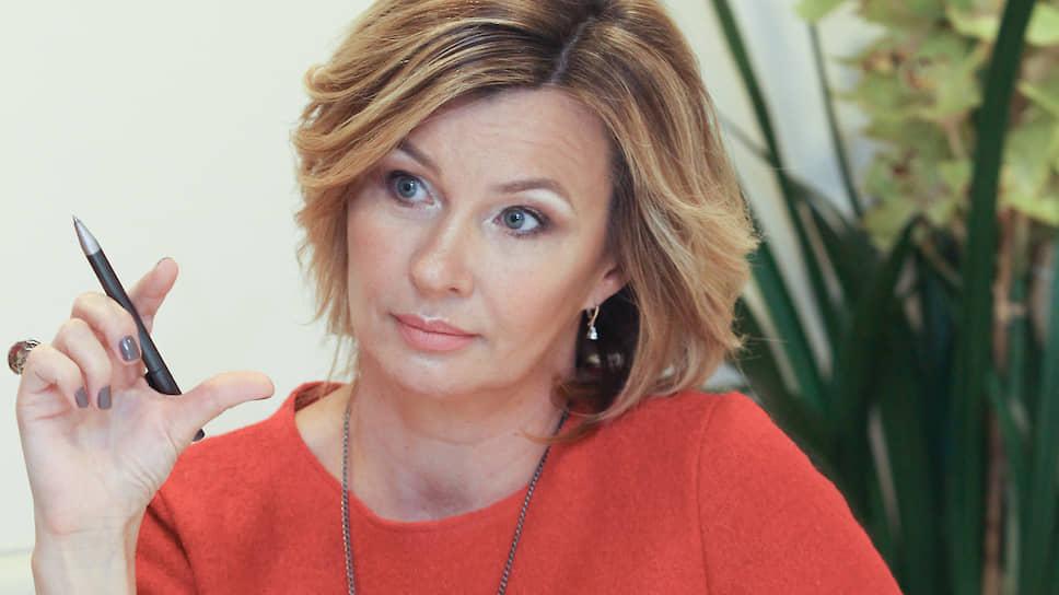 Основатель «СЛК-моторс» Наталья Жданова