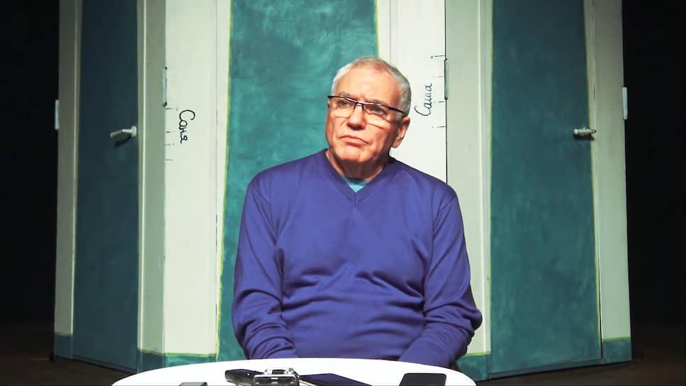 Художественный руководитель Новосибирского городского драматического театра Сергей Афанасьев
