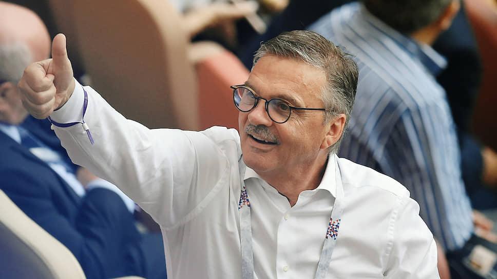 Фазель выступил против переноса МЧМ по хоккею из Новосибирска и ...