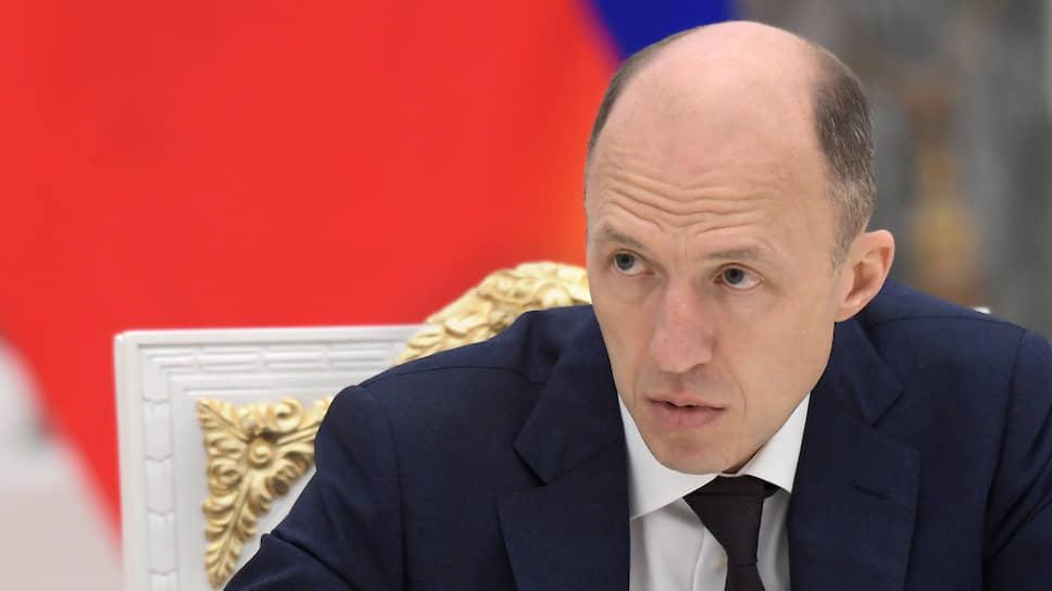 глава Республики Алтай Олег Хорохордин
