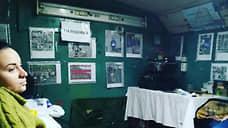 Участнице голодовки дольщиков новосибирского ЖК «Новомарусино» вызвали скорую