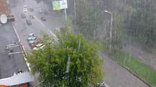 Штормовое предупреждение объявлено в Новосибирской и Томской областях