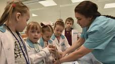 В детских садах Новосибирска у 43 детей выявлен COVID–19