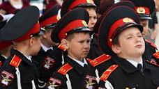 В Омске завершилось строительство кадетского военного корпуса