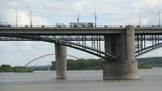 Ремонт проезжей части Октябрьского моста в Новосибирске планируется начать в этом году
