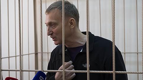 Генерал арестован  / Начальник управления СКР по Кемеровской области проведет два месяца в СИЗО