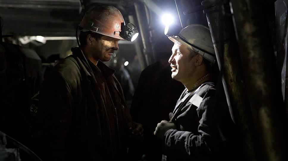 Как на шахте «Анжерская-Южная» закрывали вывоз угля