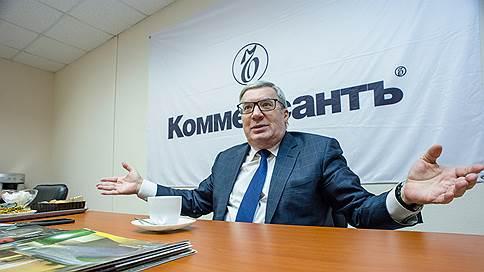 Виктор Толоконский: «Я не умею интриговать»  / Главный советник мэра Новосибирска о выборах и инвестиционном потенциале региона