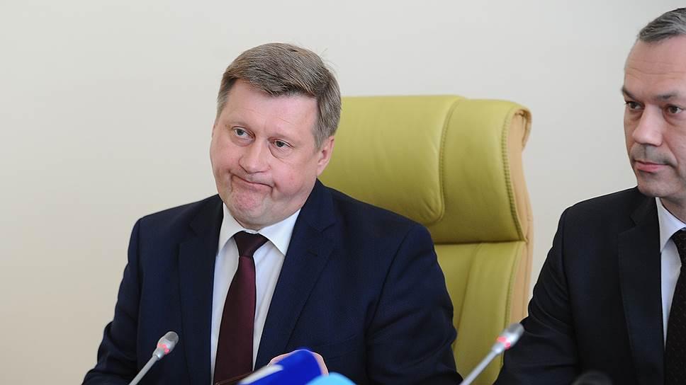 Почему Анатолий Локоть отказался от борьбы за кресло новосибирского губернатора