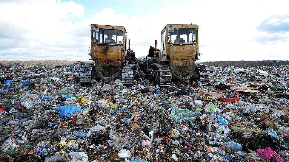 «Вис» соберет весь мусор