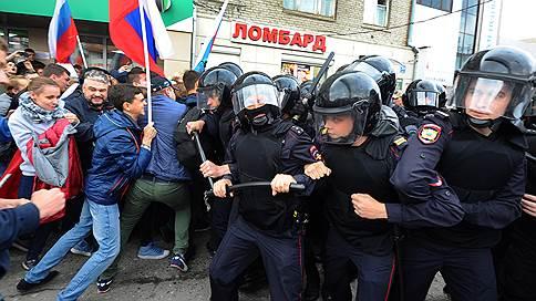 День боксера  / Акции протеста против пенсионной реформы прошли в городах Сибири