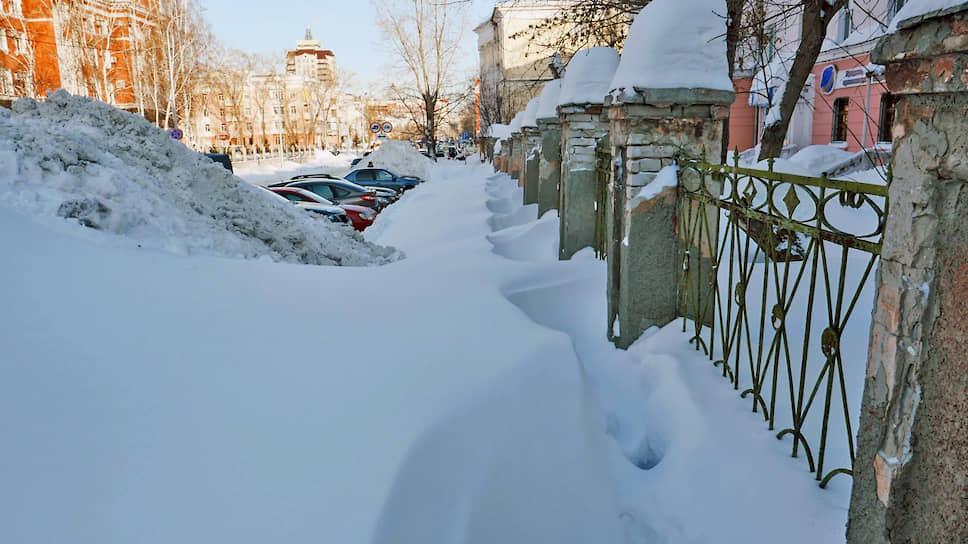 Улица Анатолия в Барнауле