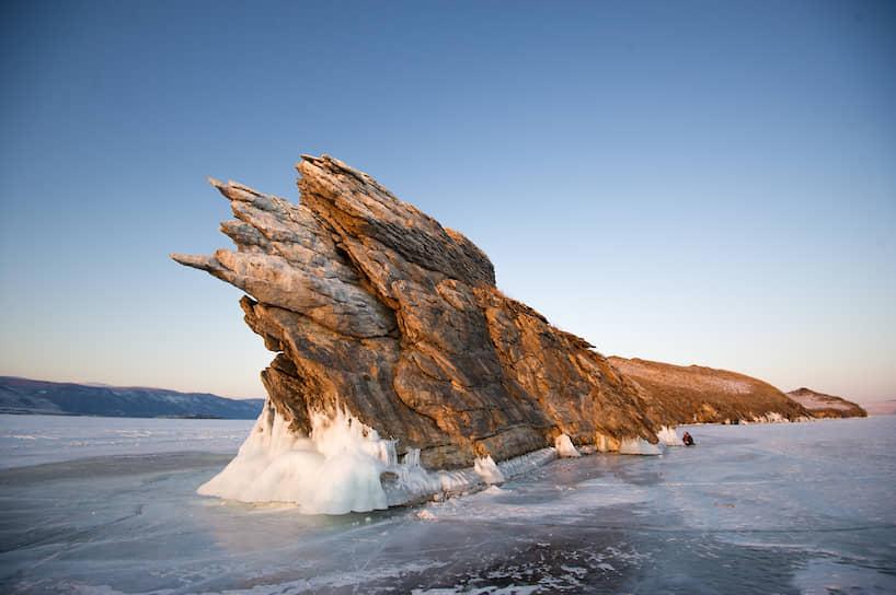 Виды острова Огой на Байкале