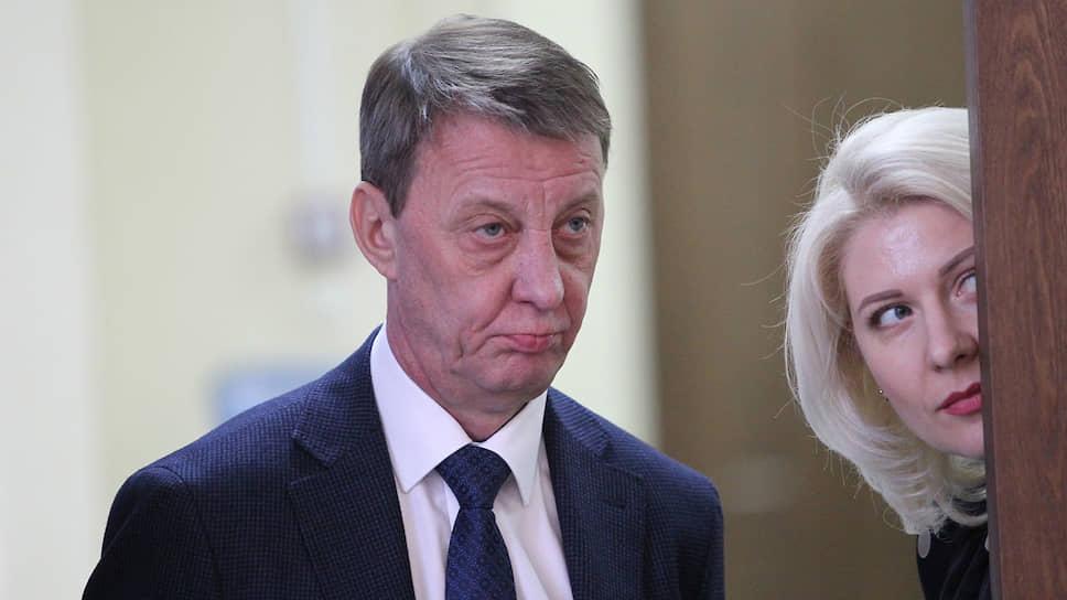 Мэр Барнаула Вячеслав Франк