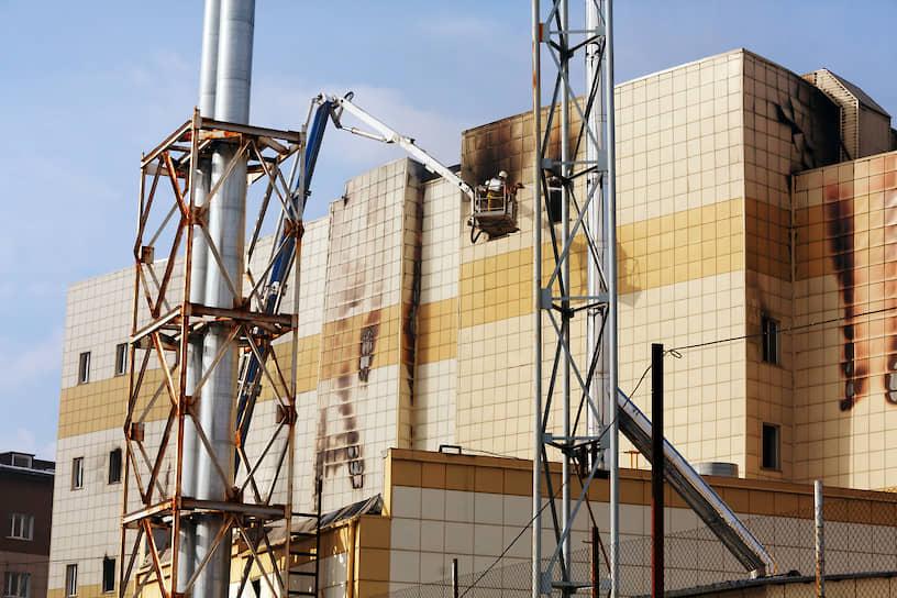 Всероссийский союз страховщиков оценил ущерб от пожара в 3 млрд рублей