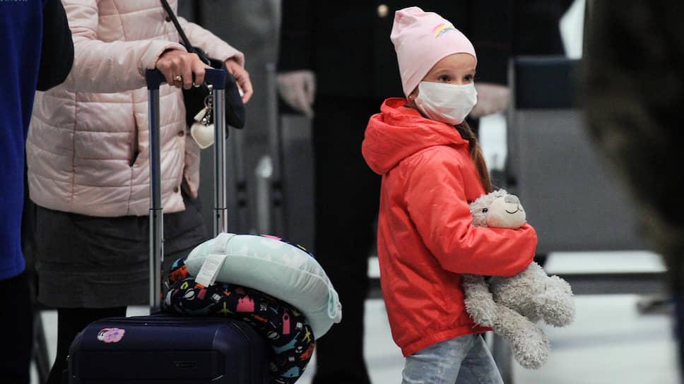 В обсервацию были отправлены и пассажиры рейса, прибывшего в Новосибирск из Бангкока