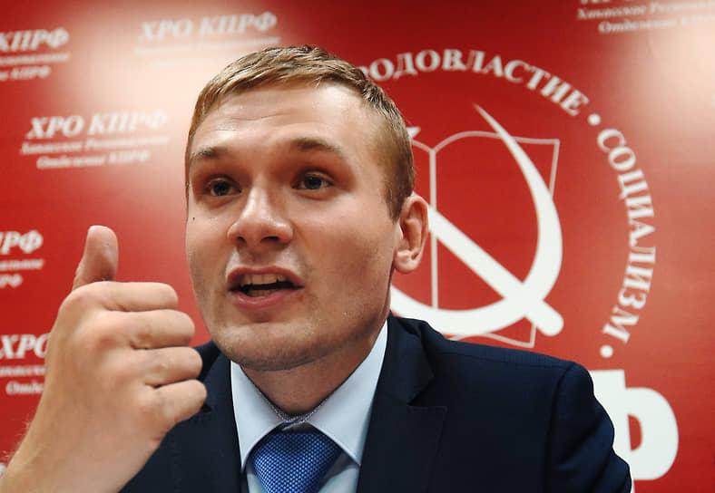 Глава Республики Хакасия вылечился от коронавируса
