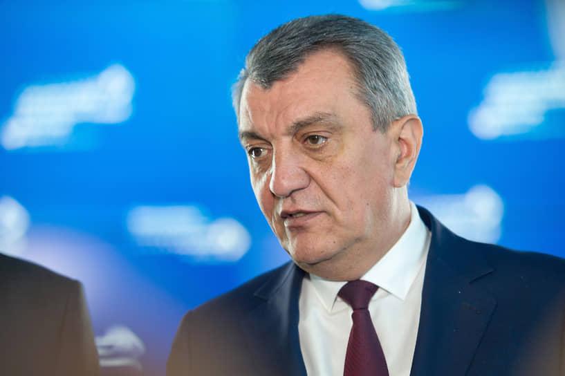 Полномочный представитель президента РФ в Сибирском федеральном округе Сергей Меняйло заявил о стабилизации ситуации с коронавирусом в Хакасии