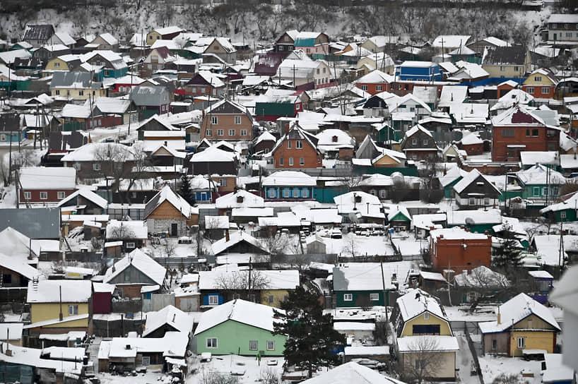 Виды Омской области