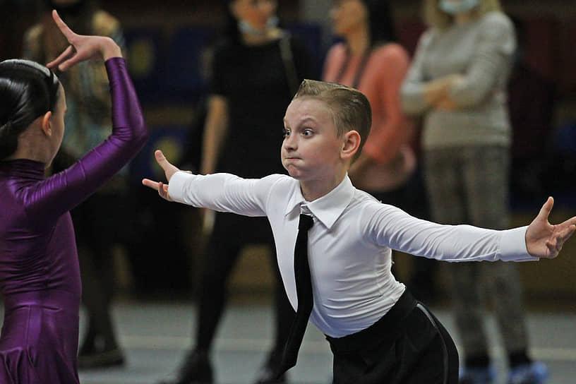 Чемпионат Алтайского края по спортивным танцам