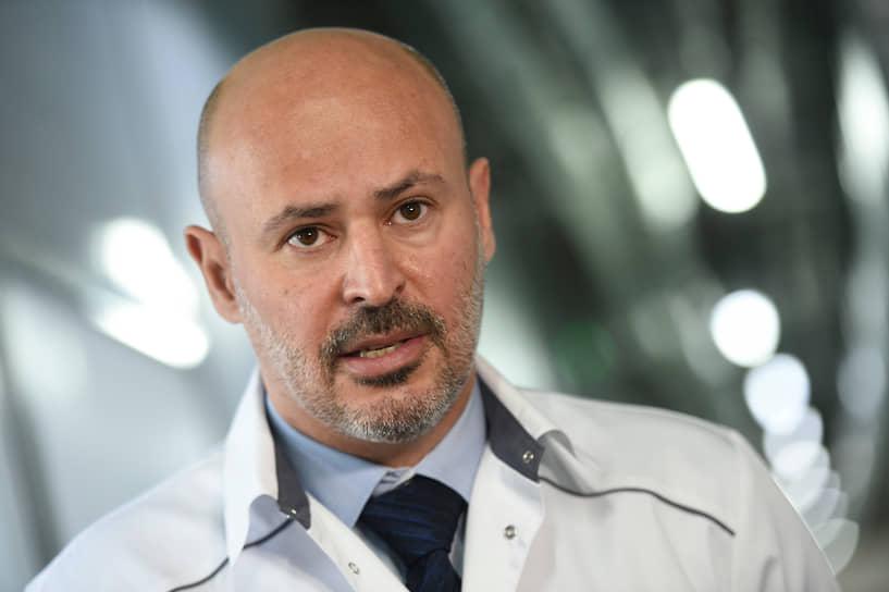 Владлен Калустов, Генеральный директор RENEWAL («ПФК Обновление»)