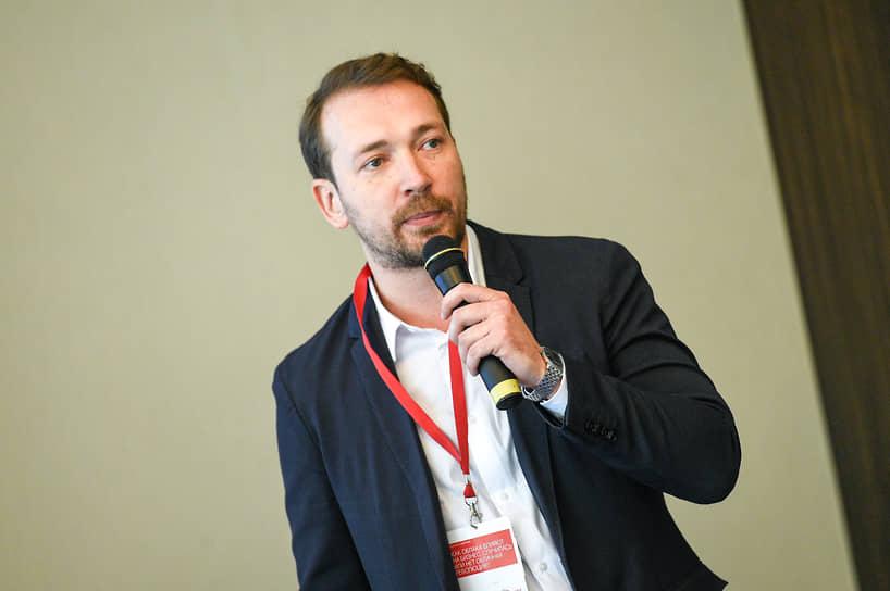 Руководитель направления по развитию бизнеса и поддержки продаж MTS Cloud, Валентин Логинов