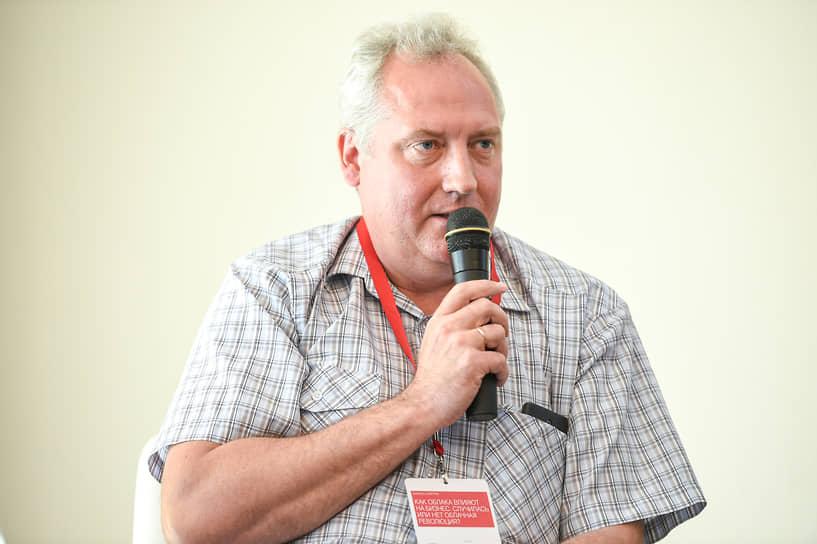 ИТ-директор OR GROUP, Дмитрий Карпенко