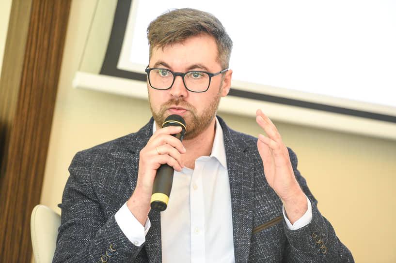 Ведущий «Коммерсантъ FM», Максим Митченков