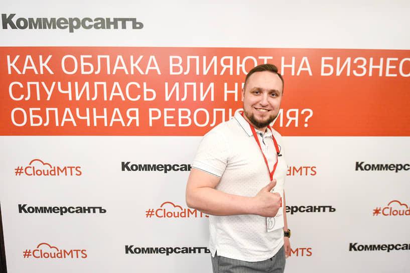 Руководитель контракта ООО «Нестле Россия» ЗАО «ГЕБА», Максим Максаков