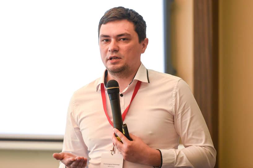 Руководитель направления по развитию бизнеса в регионах MTS Cloud, Александр Александров