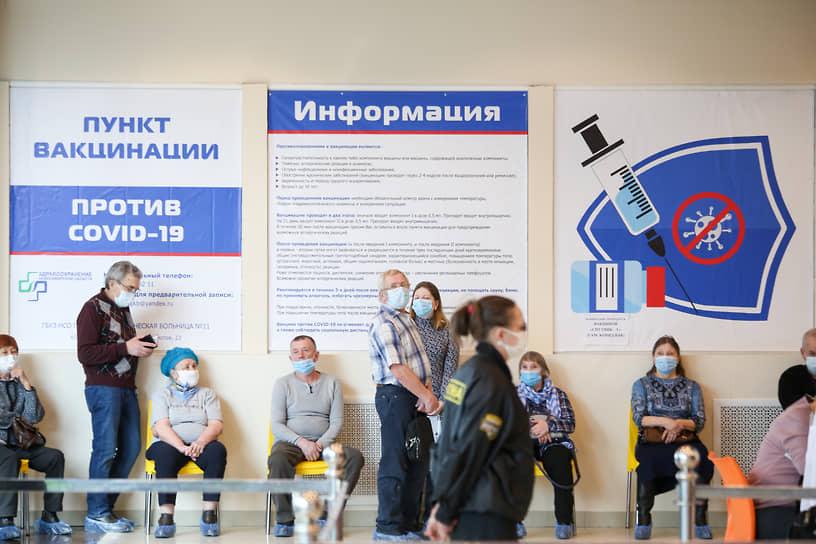 Минздрав и минпромторг Новосибирской области прорабатывают вопрос об организации 33 новых мобильных пунктов вакцинации от коронавируса