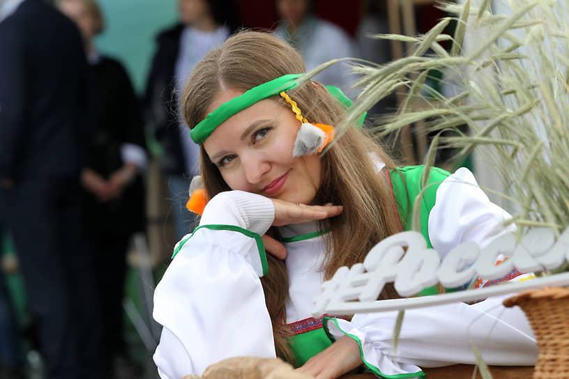 Агропромышленный форум «День сибирского поля — 2021» в Сибирском агропарке в поселке Прутской Павловского района Алтайского края