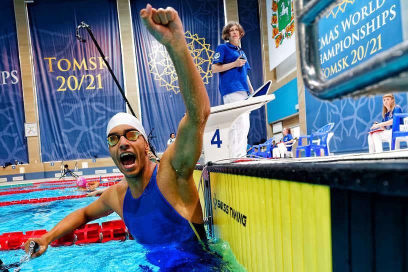 21-й чемпионат мира по плаванию в ластах в Томске