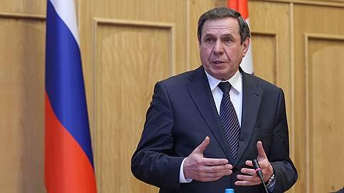 Выбор губернатора Новосибирской области Владимира Городецкого  / Топ-5 событий года