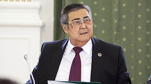 Выбор губернатора Кемеровской области Амана Тулеева  / Топ-5 событий года