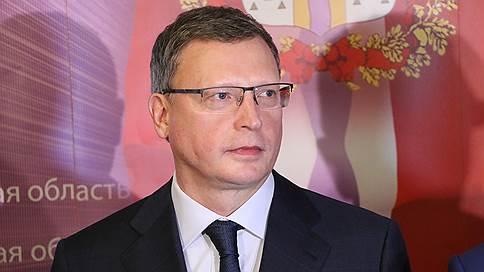 Топ-5 вызовов года  / Оценка врио губернатора Омской области Александра Буркова