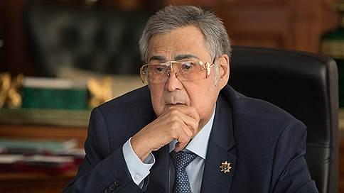 Топ-5 вызовов года  / Оценка губернатора Кемеровской области Амана Тулеева