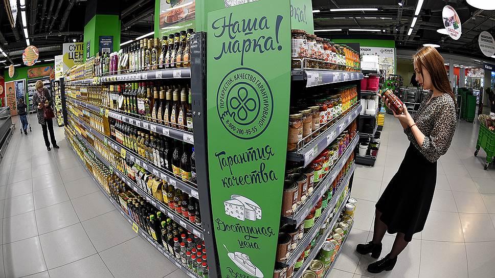 Как сибирские ритейлеры увеличивают в продажах долю private label