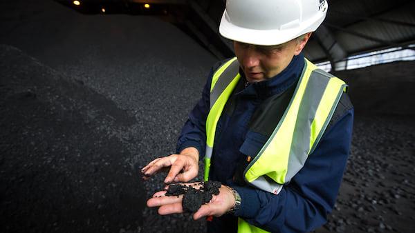 Большое угольное обогащение