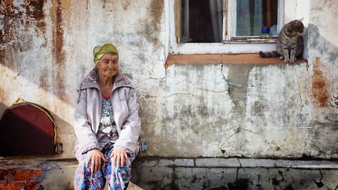 Сибирь износа не боится  / Темпы переселения жителей аварийных домов в округе аналитики называют низкими