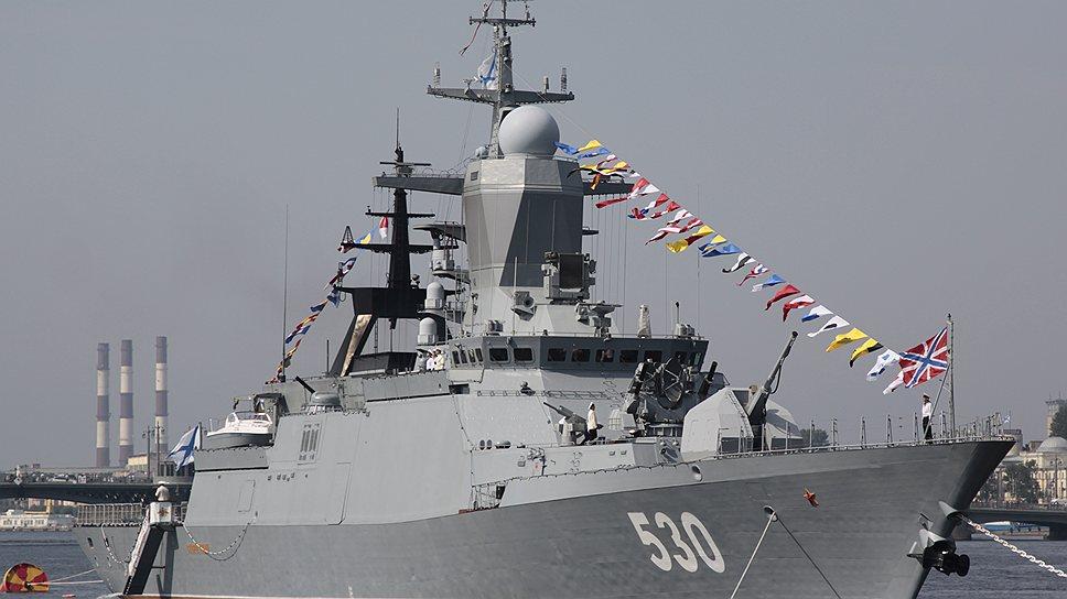 «Ураган-Н» связался с флотом / Омский НИИ приборостроения оснастит российские корабли защищенной связью
