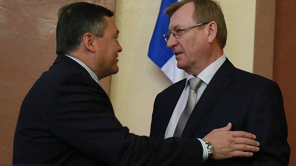 Прокол одного заседания / Краевые депутаты и чиновники приостановили проведение консультаций