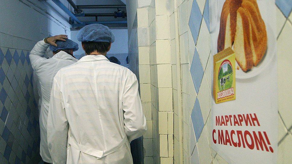 Жирно не будет / Производство маргарина в Перми закрыто