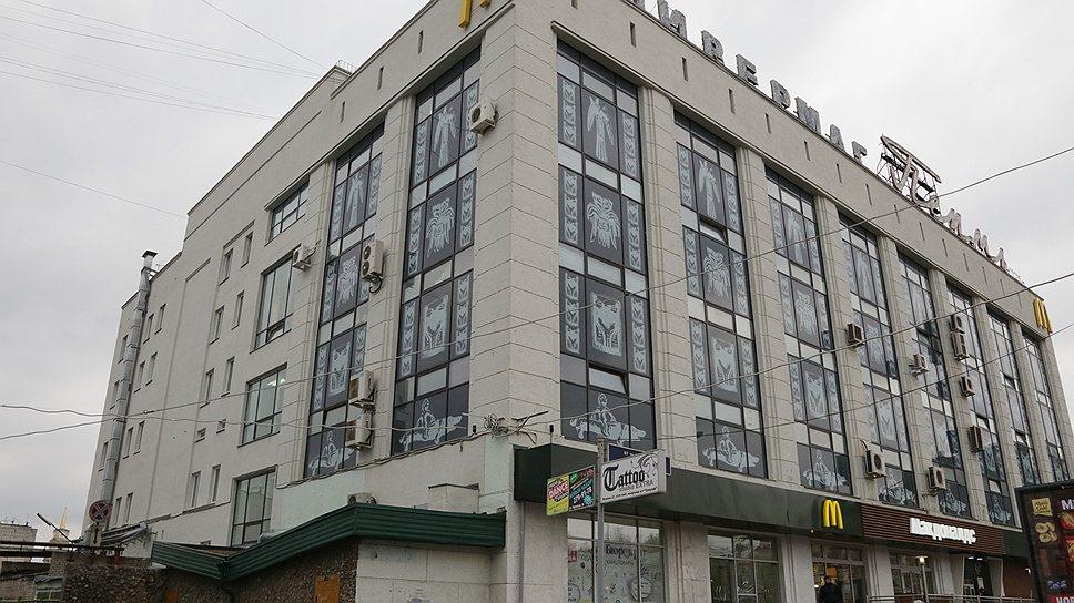 С ЦУМным видом / «ЭКС» выставил на продажу ТЦ на Ленина