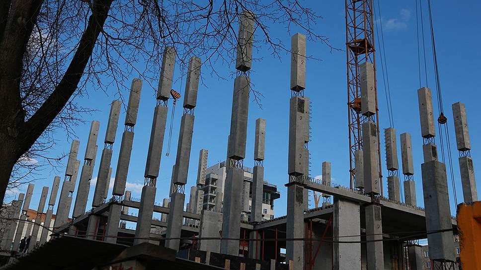 Складское размещение / ПЗСП построит 250 тыс. кв. м жилья на Вышке-2