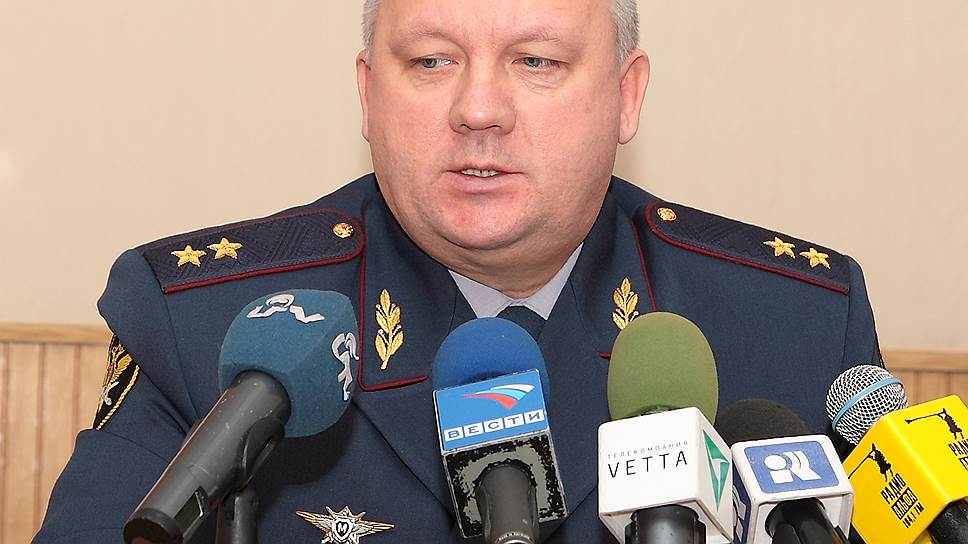 Как Александр Соколов покинул должность начальника ГУФСИН