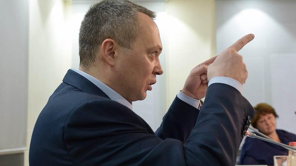 Максим Решетников привлечет к выборам ведущих российских политконсультантов