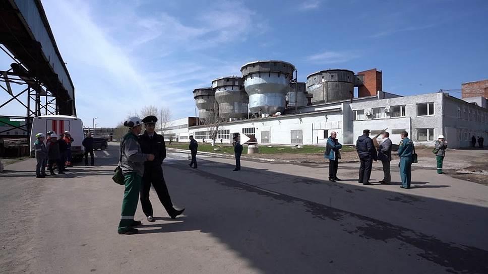 В Березниках погибли трое сотрудников химкомбината