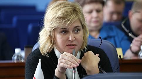 Не в яблочко // Надежда Агишева отказалась вступать в партию